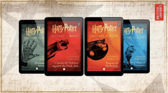 Hogwarts school ebooks 1