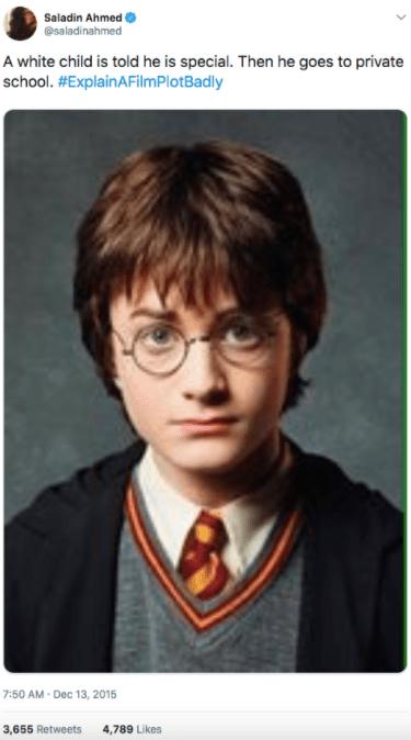 Slightly mean Harry Potter jokes 17