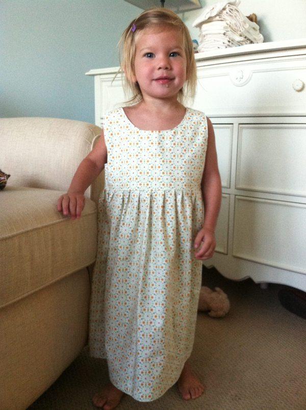 O's Birthday Dress (2yrs)
