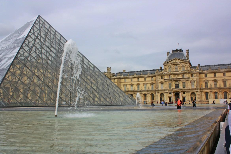Paris on a budget