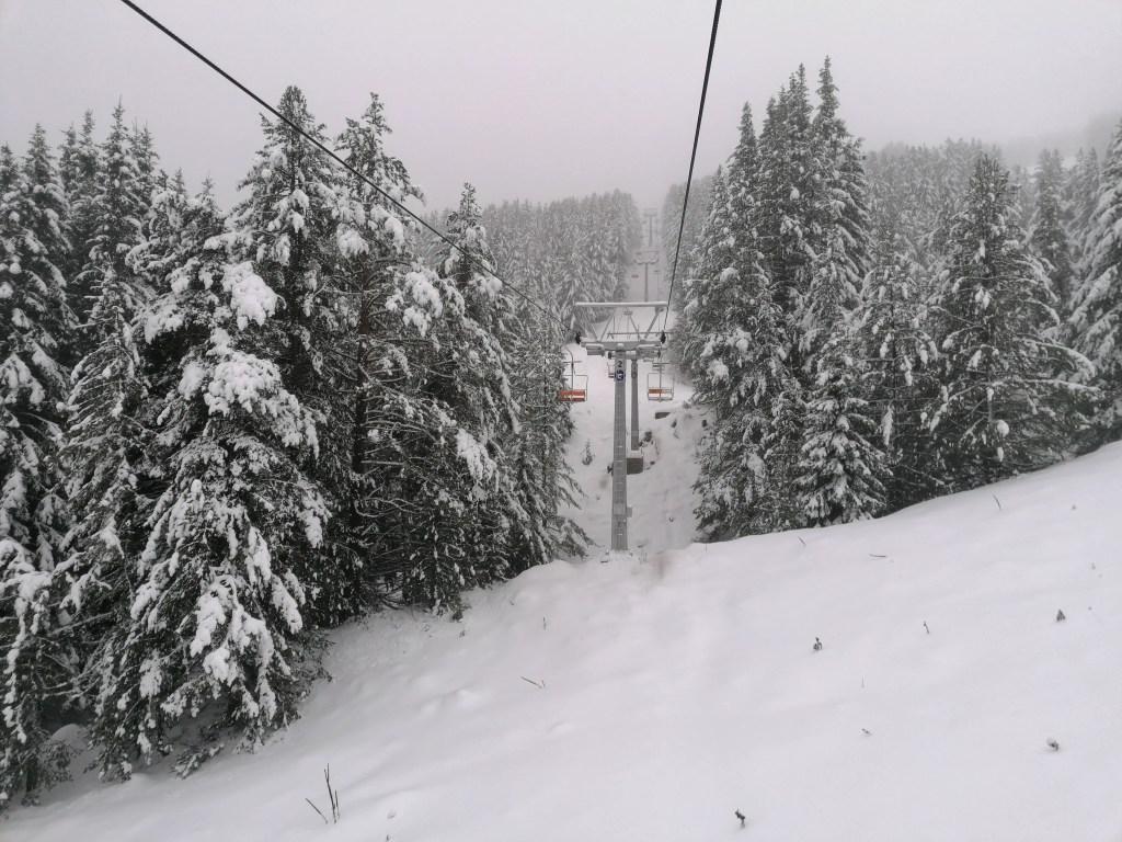 winter resorts to visit in bulgaria