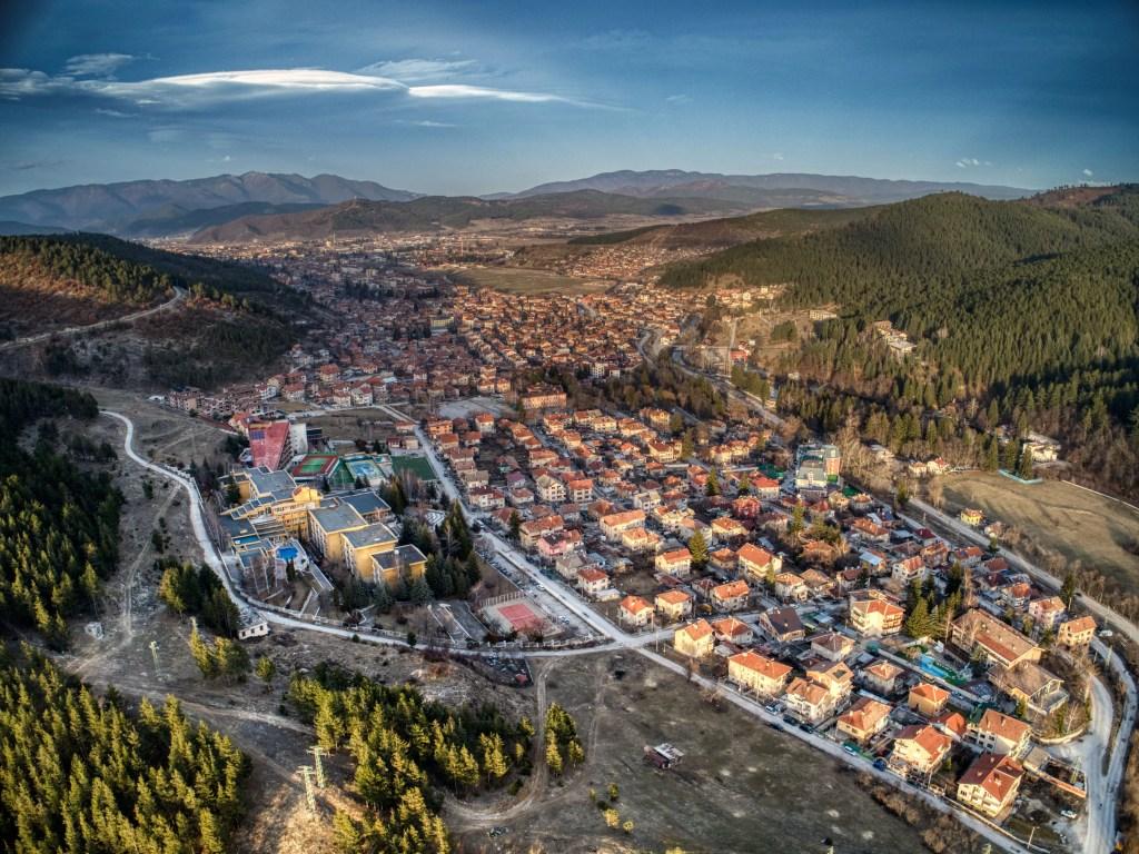 Spa resorts in Bulgaria to visit: Velingrad
