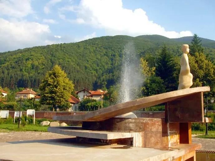 spa holiday in sapareva banya, bulgaria