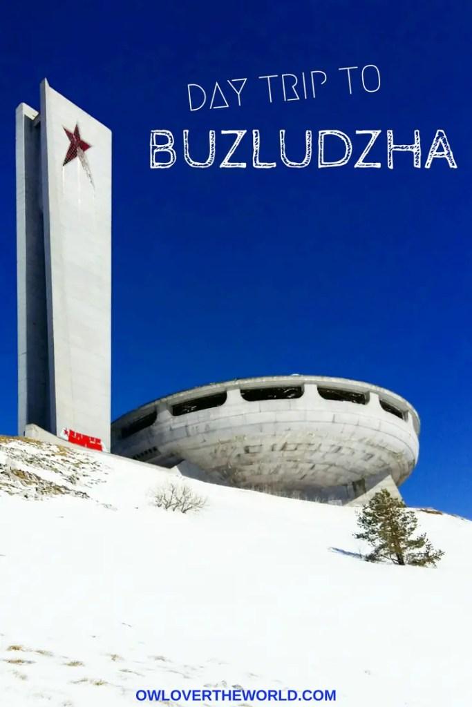Day Trip To Buzludzha