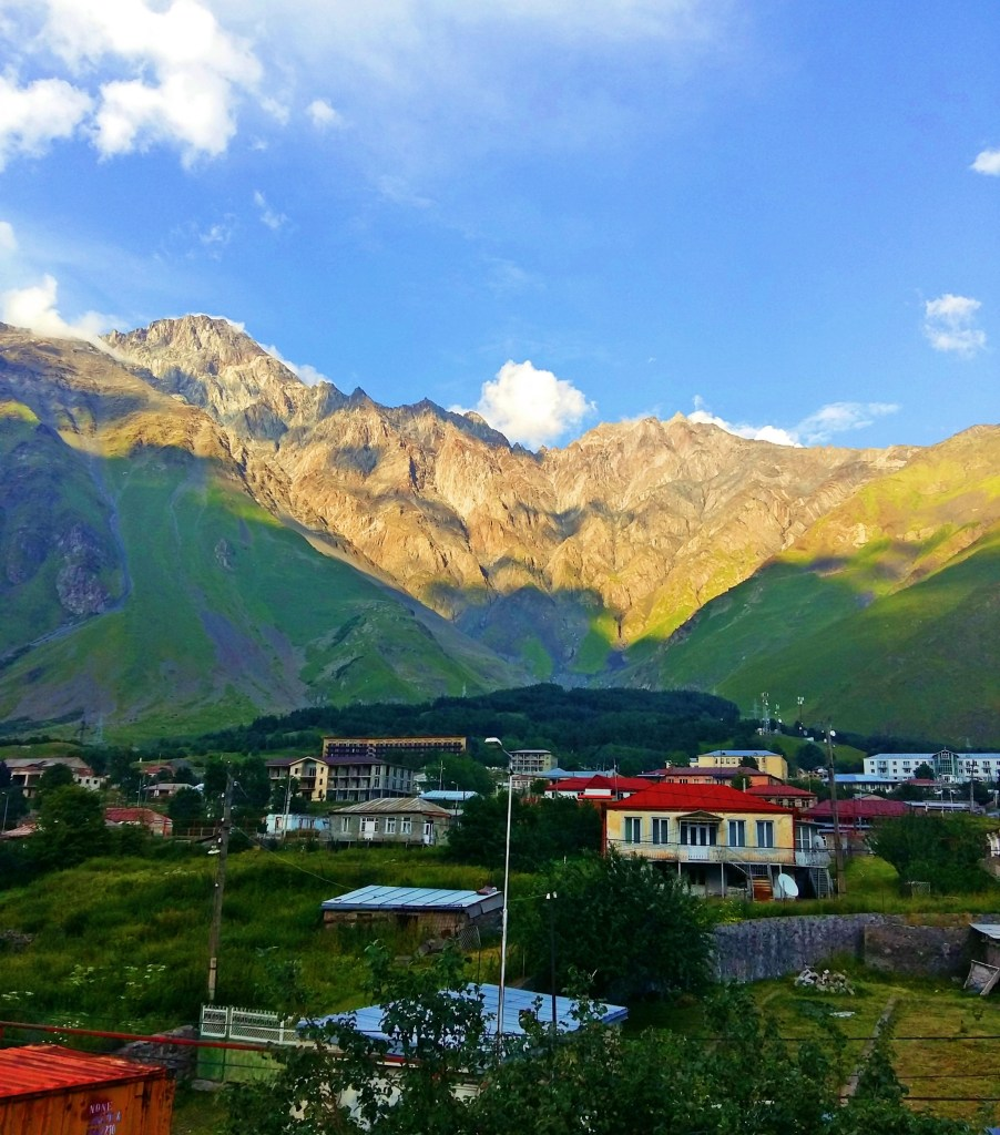 visiting kazbegi georgia