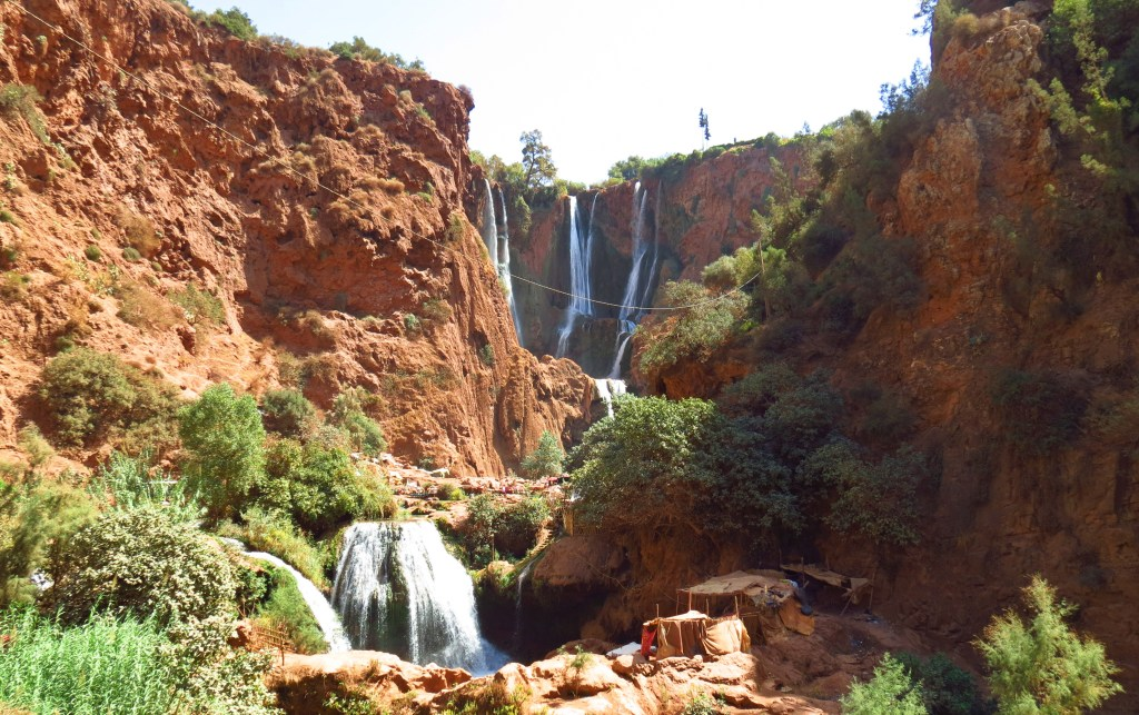 3-weeks-in-morocco-travel-itinerary-ouzoud-waterfalls