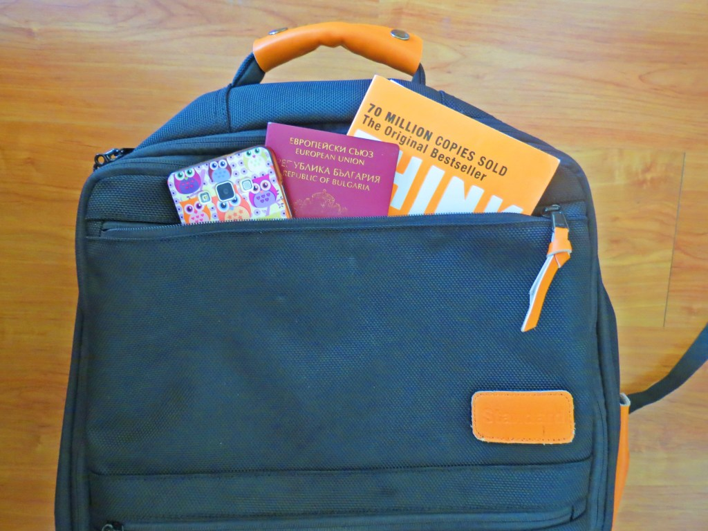 ultimate travel more worry less backpack standard luggage