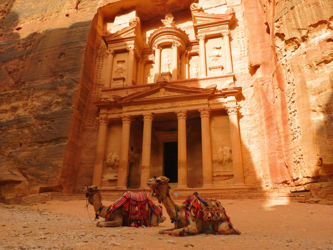 different way to experience petra