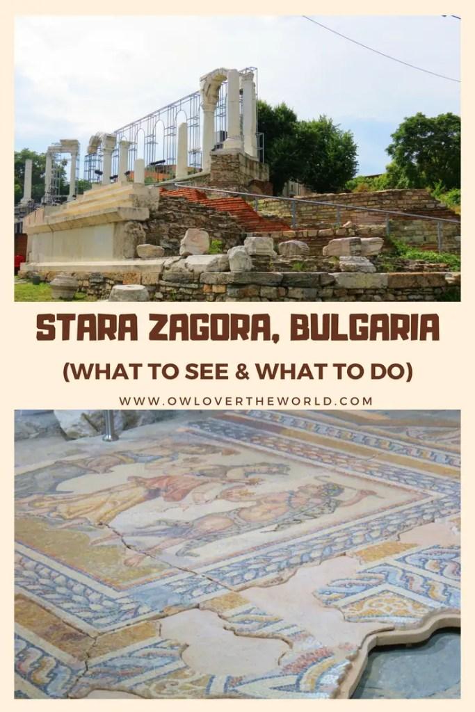 weekend in stara zagora bulgaria