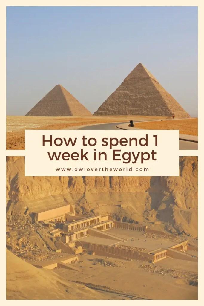 egypt-one-week-itinerary