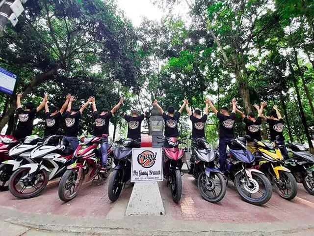 Ha Giang Loop Tour from Hanoi, Cheers Hostel team