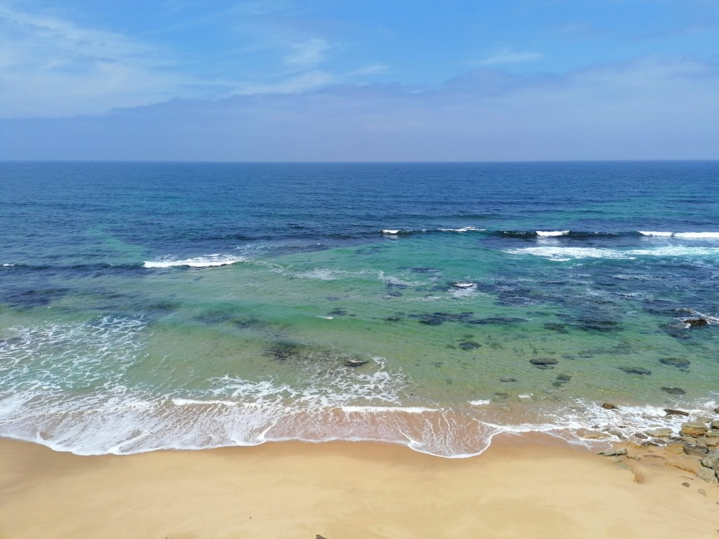 Ericeira is where the sea is bluer