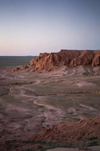 Mongolia's greatest sights: Gobi desert