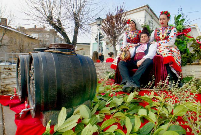 wine holiday in bulgaria