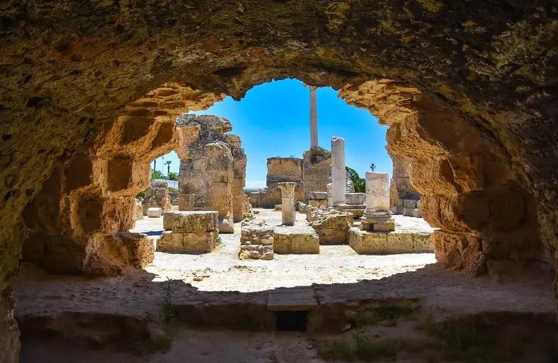 where to go in tunisia