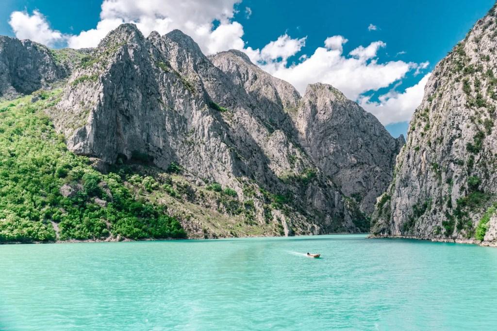 traveling to hidden gems in albania