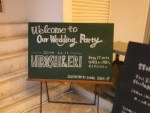 ヒロシの結婚式二次会に行ってきました!