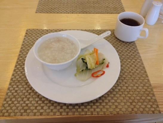 出張4日目・ホテルの朝食