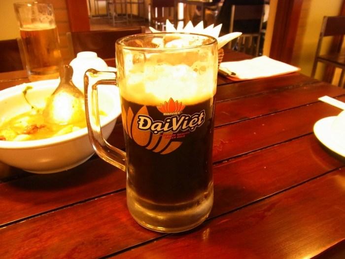 黒ビール:Dai Viet