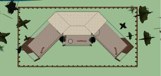 Flight Cage Design Top