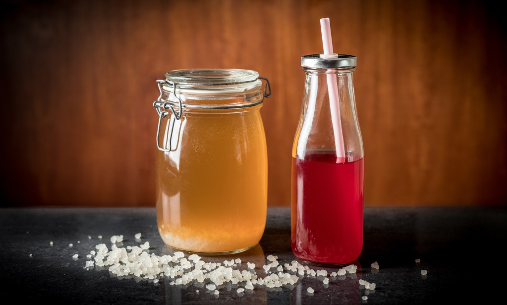 Contact Us for Water Kefir!