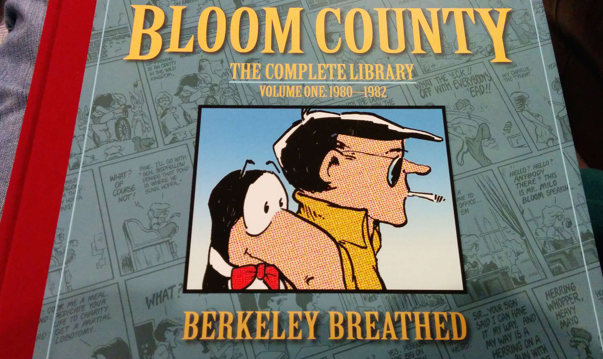 How Harper Lee Helped Bring Back 'Bloom County'