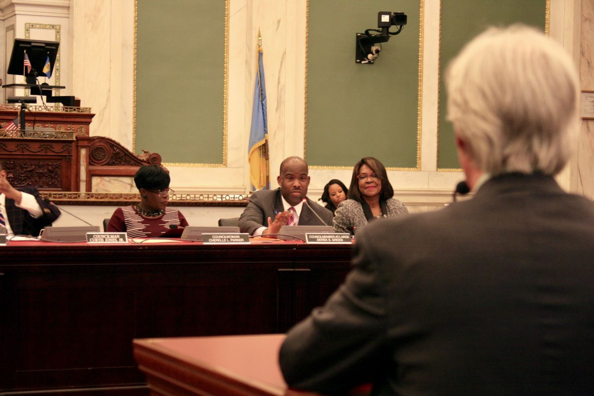 PaCEO Testifies at Philadelphia City Council Hearings