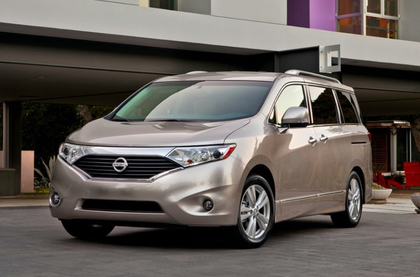 2011 Nissan Quest Concept HD Wallpaper