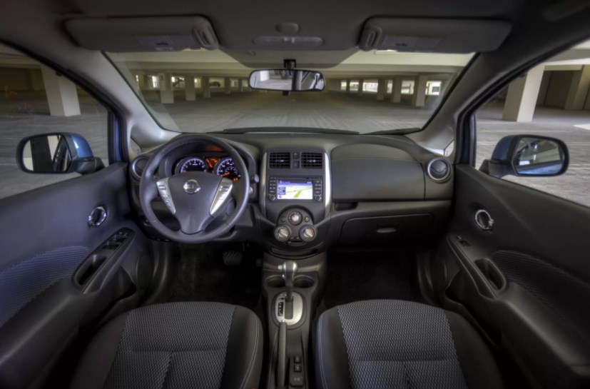2014 Nissan Versa Note Interior HD Wallpaper