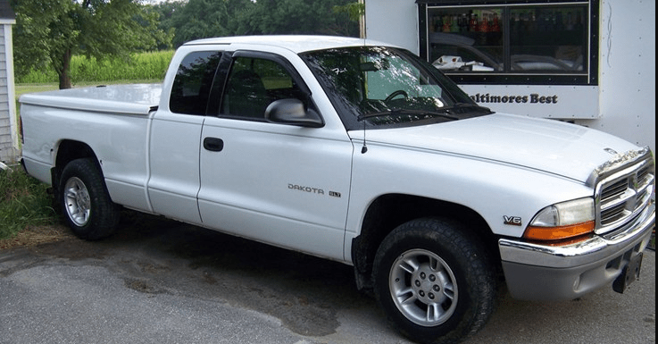 1998 Dodge Dakota Owners Manual and Concept