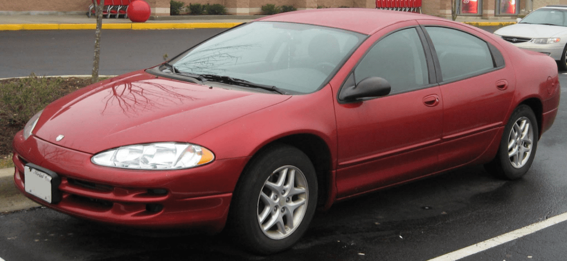 2001 Dodge Intrepid Owners Manual and Concept
