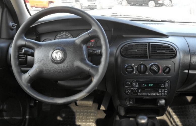 2001 Dodge Neon Interior and Redesign