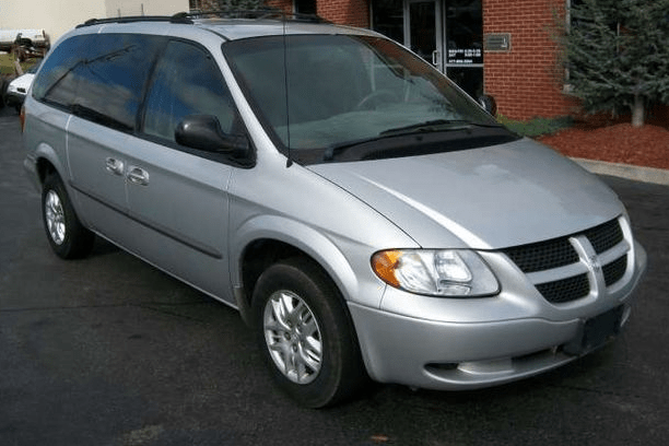 2002 Dodge Caravan Owners Manual and Concept