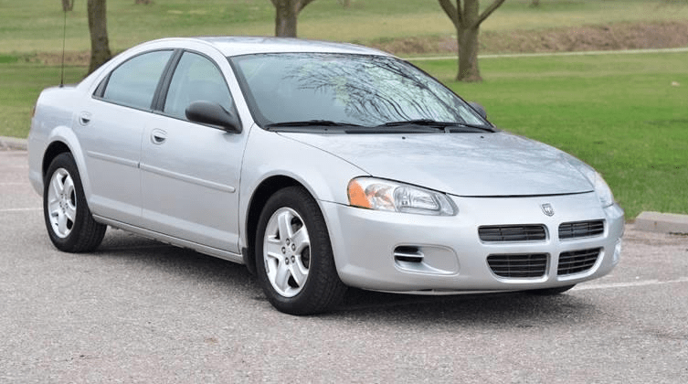 2002 Dodge Stratus Owners Manual and Concept