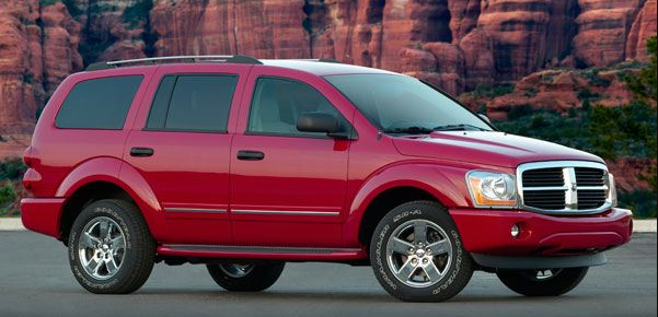 2004 Dodge Durango Owners Manual and Concept