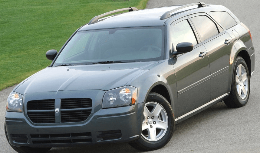 2005 Dodge Magnum Owners Manual and Concept
