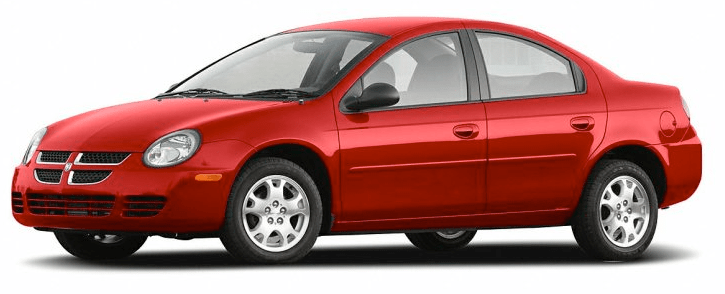 2005 Dodge Neon Owners Manual