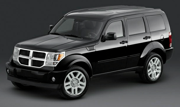 2007 Dodge Nitro Owners Manual and Concept