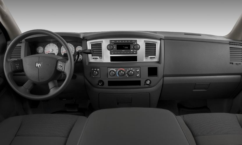 2007 Dodge Ram HD Interior and Redesign