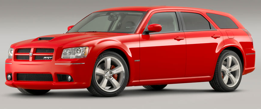 2008 Dodge Magnum Owners Manual and Concept