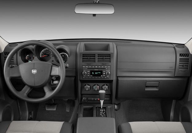 2008 Dodge Nitro Interior and Redesign