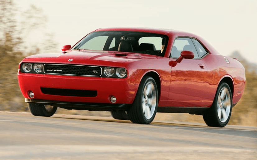 2009 Dodge Challenger Owners Manual and Concept