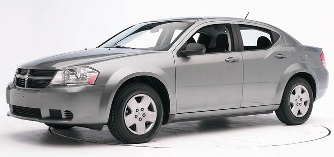 2011 Dodge Avenger Owners Manual and Concept