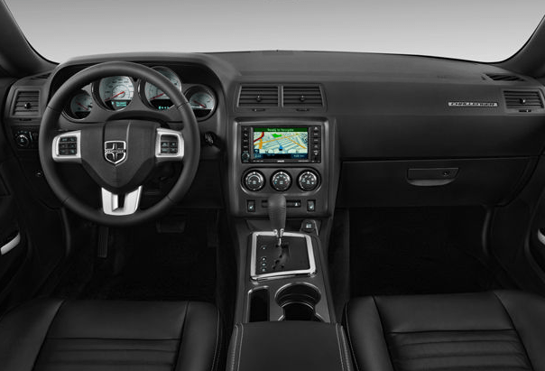 2011 Dodge Challenger Interior and Redesign