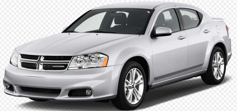 2012 Dodge Avenger Owners Manual and Concept
