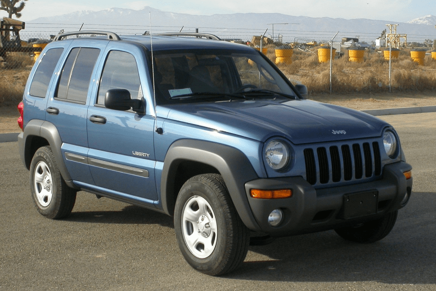2004 Jeep Liberty Owners Manual and Concept