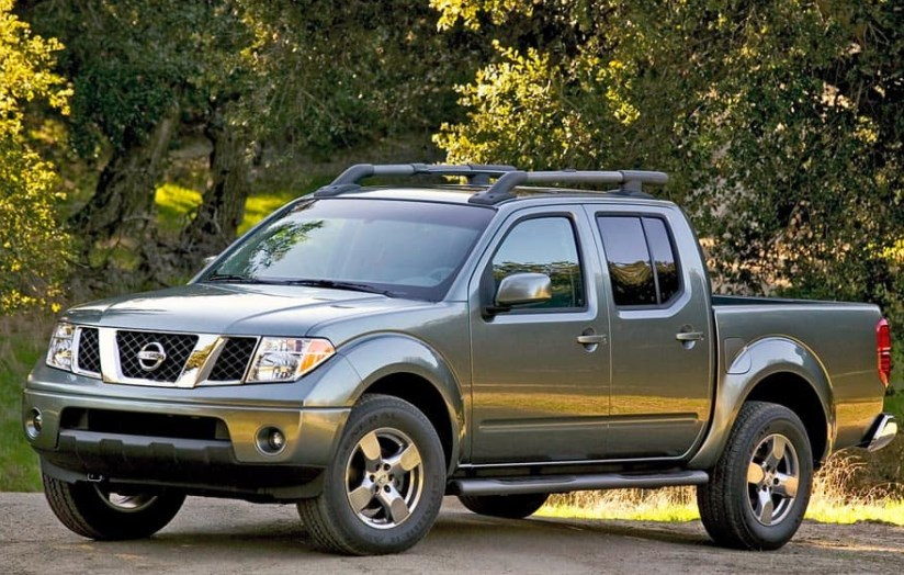 2006 Nissan Frontier Concept HD Wallpaper