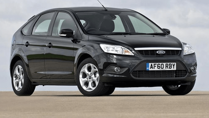 2008 Ford Focus Owners Manual and Concept