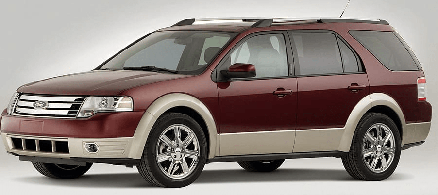 2008 Ford Taurus X Owners Manual and Concept