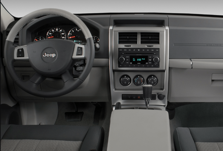 2008 Jeep Liberty Interior and Redesign